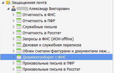 Электронный отчет в ФНС