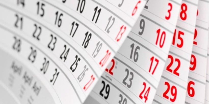 календарь электронной отчетности 2019г