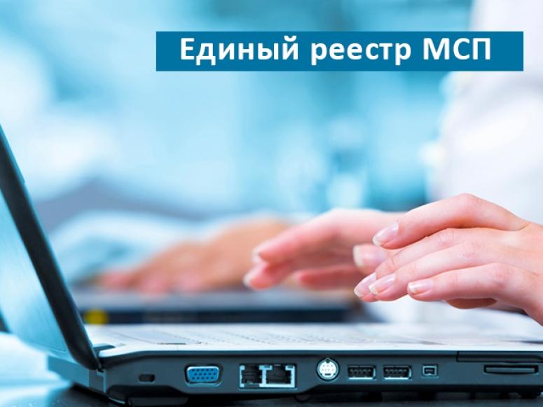 Внеплановое обновление реестра МСП позволит получить льготы!