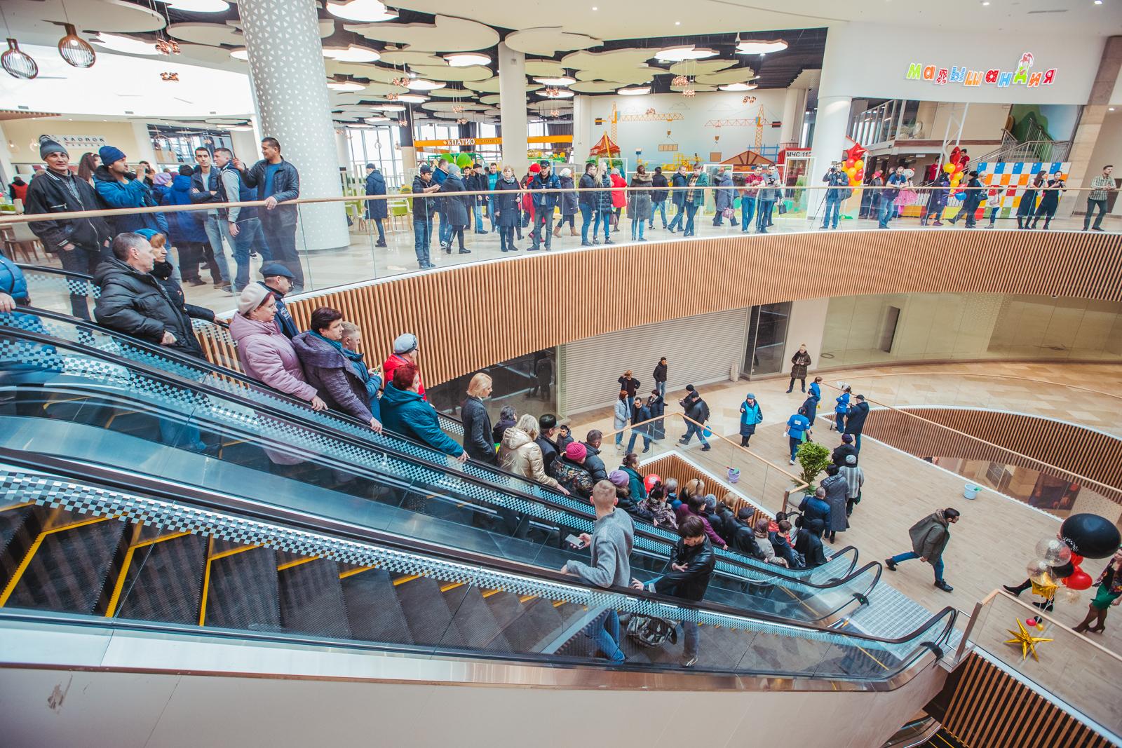 Торговые центры получили собственный ОКВЭД
